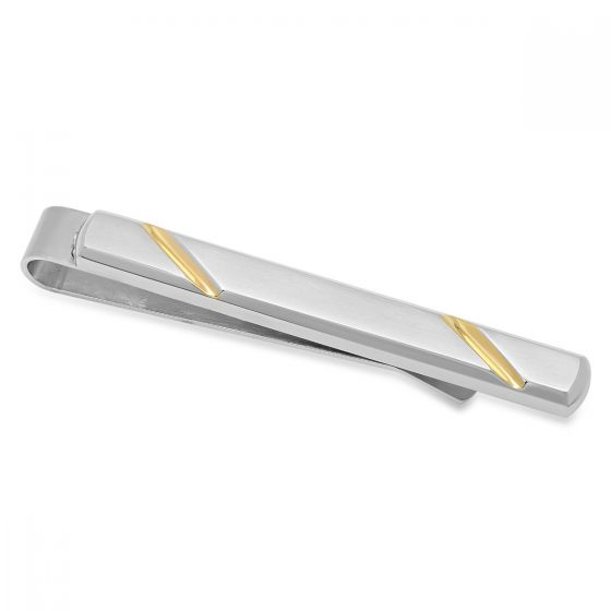 Stainless Steel Yellow Ion Plating Tie Bar