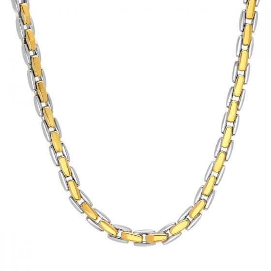 Stainless Steel Yellow Ion Plating High Polish Chain